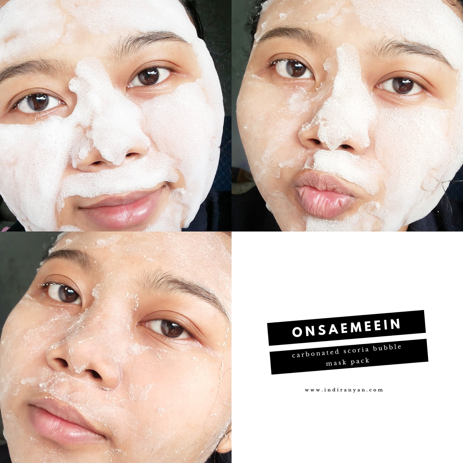 onsaemeein-carbonated-scoria-bubble-mask-pack, review-onsaemeein, review-onsaemeein-carbonated-scoria-bubble-mask-pack
