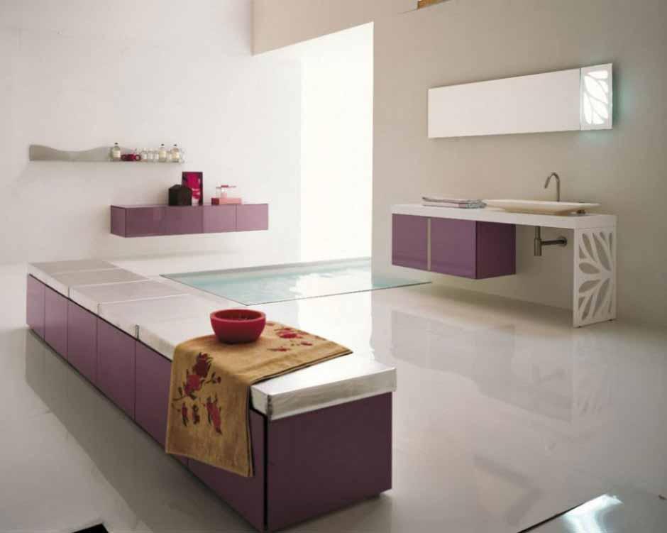 Desain Interior Kamar Mandi Modern Untuk Rumah Minimalis ...