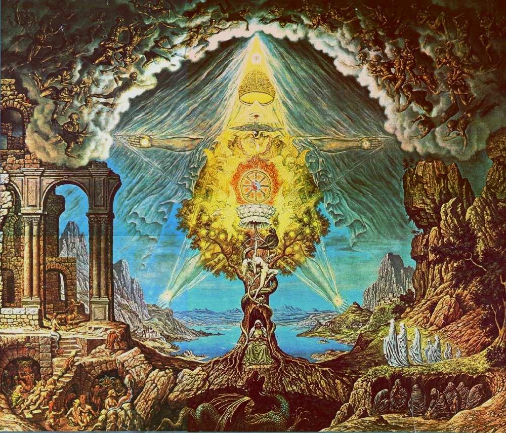 Tek-Gnostics Net: The Illuminati vs  the Gnostics