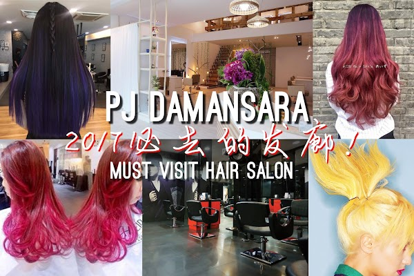 Must Visit Hair Salon at PJ Damansara!