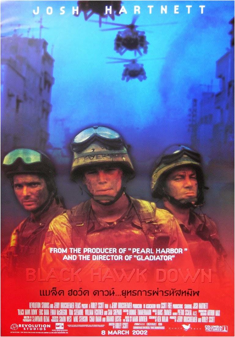 Black Hawk Down ยุทธการฝ่ารหัสทมิฬ [HD][พากย์ไทย]