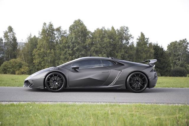 Mansory TOROFEO horsepower of 1250 PS