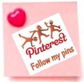 Follow My Pins Pinterest Hop