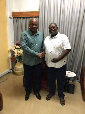 """Koku Anyidoho To Mahama: """"Don't Contest In 2020"""". Attah Mills Told Me To Tell You"""