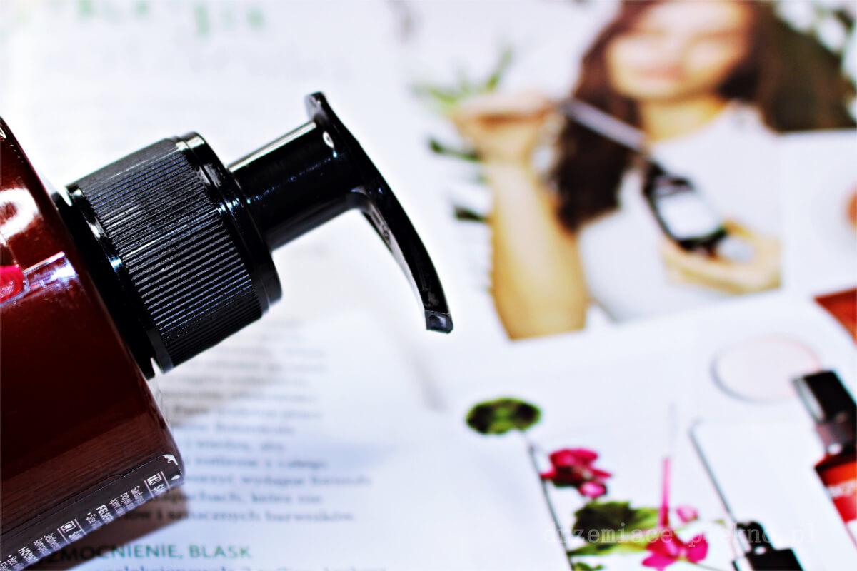 Botanicals Fresh Care L'Oreal - Siła blasku, szampon pielęgnacyjny do koloryzowanych i matowych włosów