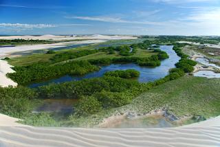 Parque Nacional Para STJ Zona de Amortecimento do  Parque  Nacional de Jericoacoara é de interesse Federal.