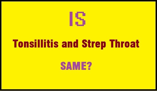onsillitis And Strep Throat