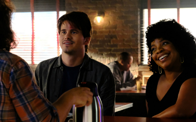 "Review of ""Kevin Probably Saves the World."""