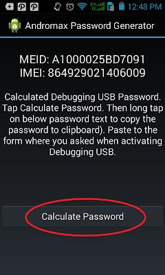 Cara Mudah Mengaktifkan USB Debuging pada Andromax C3