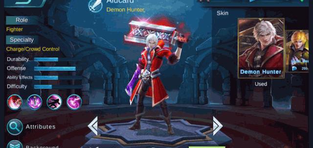 Build Alucard Savage Terbaru di Mobile Legends Agar Tetap Hidup Abadi