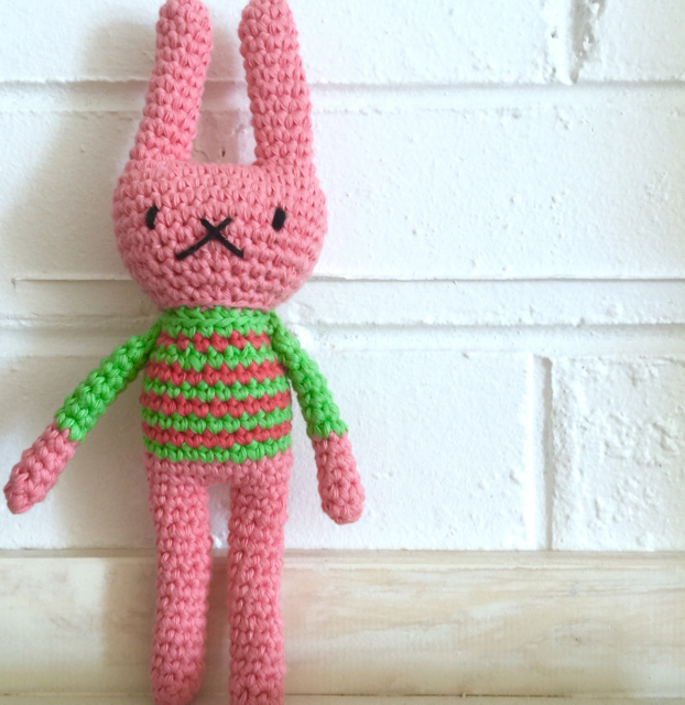Crochet - Couverture