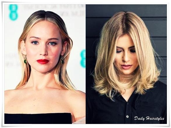 15 Trendy Medium Short Hairstyles 2019 Female Daily