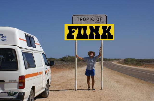 Tropic Of Funk Mixtape