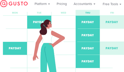 Gusto Flexible Pay