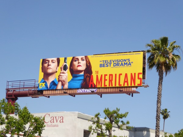 Americans season 5 Emmy fyi billboard