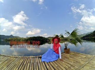 Tempat Wisata Waduk Sermo di Kulon Progo