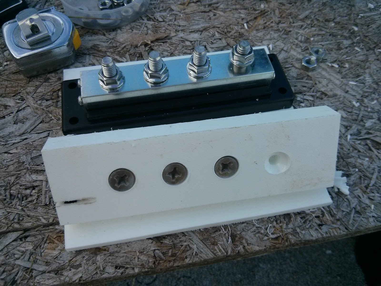 wrg 8370 homemade fuse box for boathomemade fuse box for boat [ 1600 x 1200 Pixel ]