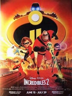 Alex J  Cavanaugh: Incredibles 2 Review, Movie Remakes – in