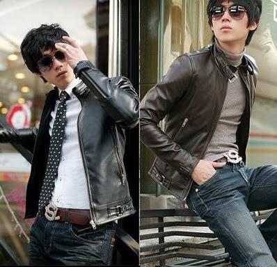 Gambar Jaket Korean Style