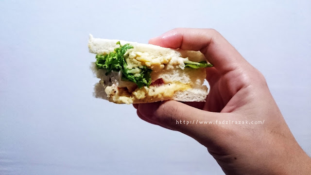Cheese Egg Sandwich