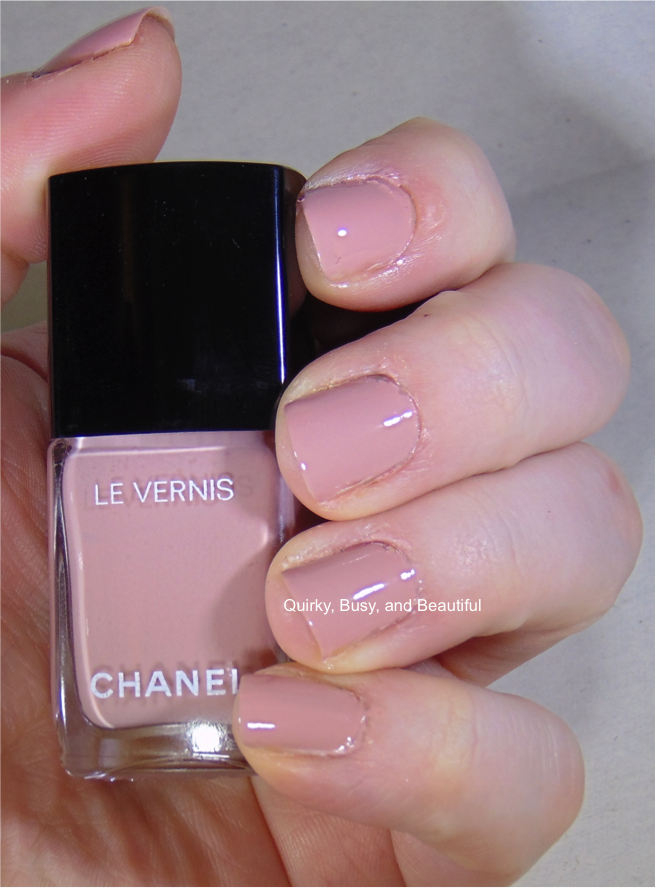 Favori Quirky, Busy, and Beautiful: Chanel Longwear Le Vernis and Le Gel  NE28