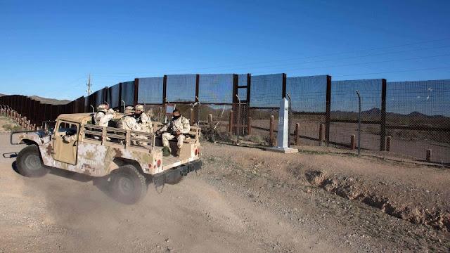 No volverá a suceder, Donald Trump se entera que Militares mexicanos desarmaron a Militares gringos y manda mas soldados