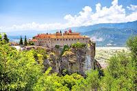Biara Meteora Yunani