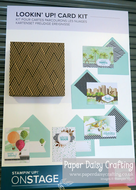Lookin Up Card Kit Stampin Up