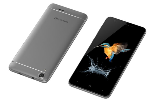Image result for Videocon Metal Pro 2 with 4G VoLTE support unveiled in India at Rs. 6,999