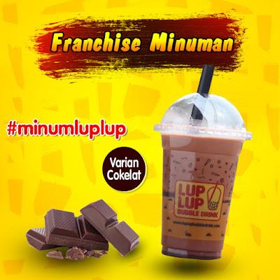franchise minuman coklat