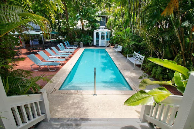 Ambrosia Key West is a top ranked TripAdvisor bed and breakfast offering pet friendly accommodations and 2 on-site pools in the heart of Old Town Key West.