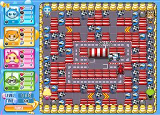 Bomb It 7, chơi game đặt boom It 7 trên cốc cốc h