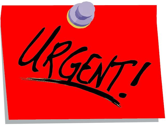 Urgent! Tolong Tuntut Hadiah Giveaway Anda