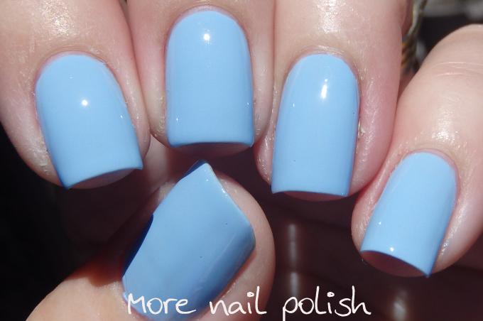 Ice Scream Nails ~ More Nail Polish