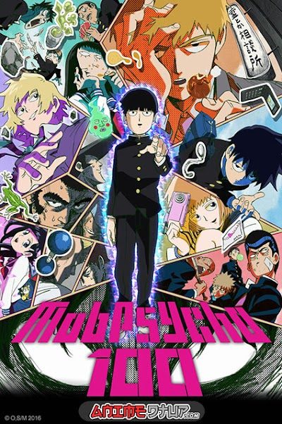Mob Psycho 100 (12/12) [Latino/Ingles/Japones] [BDrip 1080p]