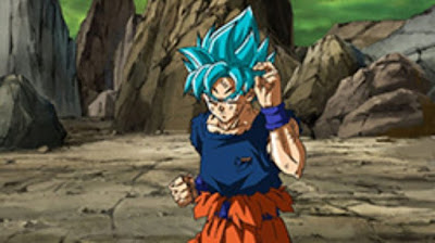 leaked image of dragon ball super episode 123