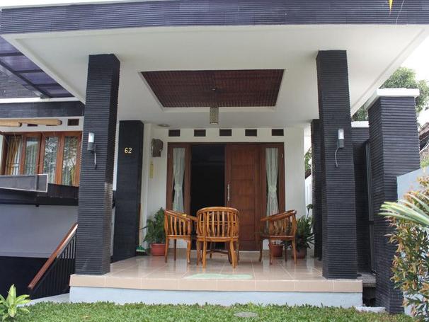 52 Model Terbaik Tiang Teras Rumah Modern Rumahku Unik