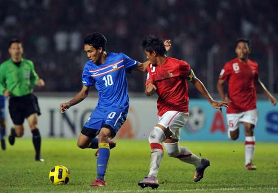 Prediksi Indonesia vs Thailand 14 Des 2016 Piala AFF