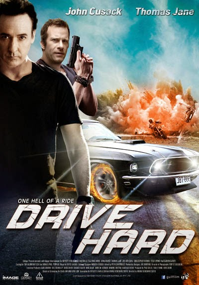 Drive Hard (2014) ταινιες online seires oipeirates greek subs