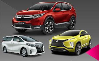 Mẫu xe mới giới thiệu tại Motorshow VMS 2017 Sài Gòn