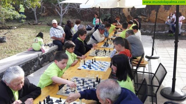 Exito en el I Torneo de Integración de Puntagorda