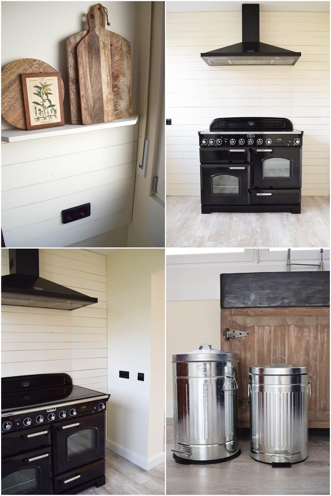 Wenko Tipp Abfalleimer Abfalltrennung Küche Retro Landhausküche Interior Deko Dekoration