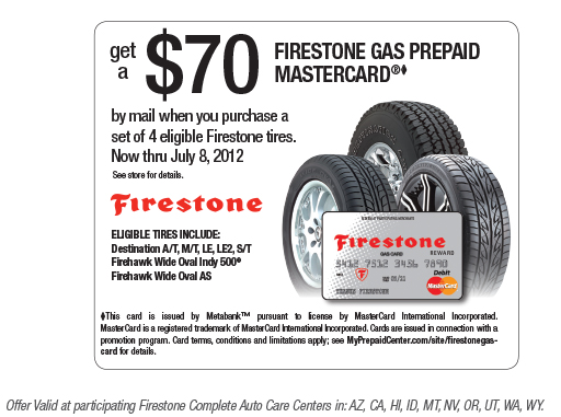 Coupons for discount tires