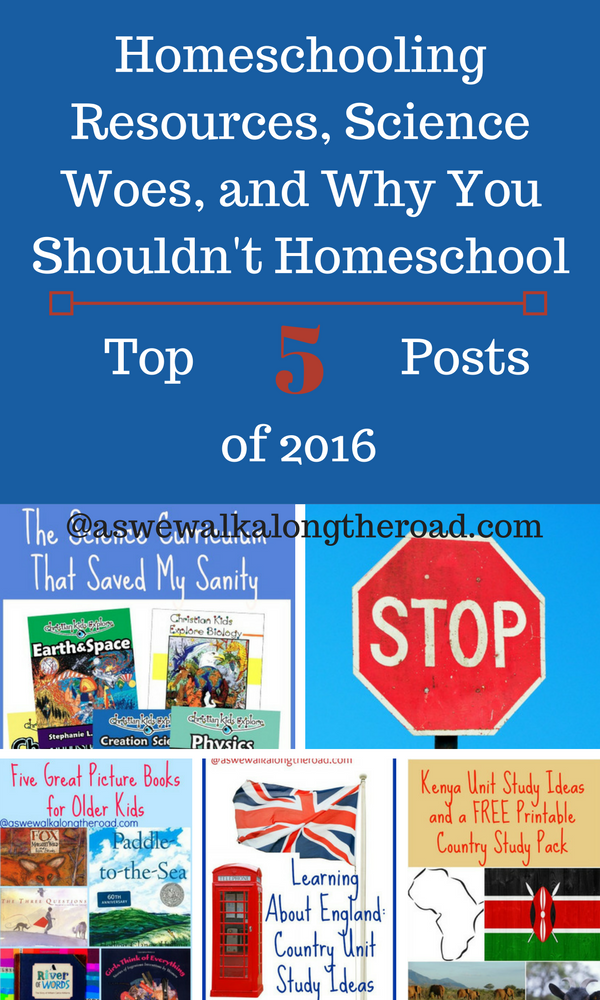 Homeschooling posts