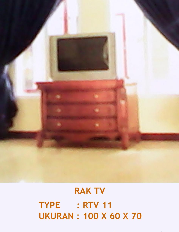 Jati Furniture Murah Lemari Tv Kayu Jati Di Depok