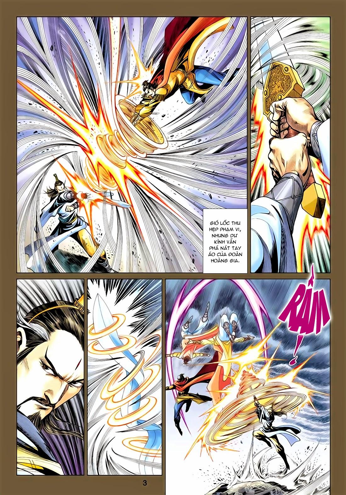 Anh Hùng Xạ Điêu anh hùng xạ đêu chap 77: thế thượng tối cường võ công trang 3