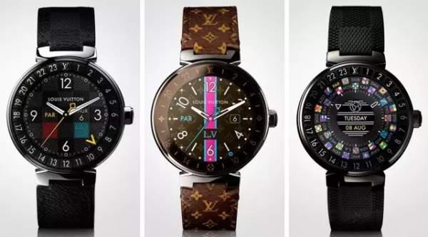 Smartwatch mewah merk Louis Vuitton