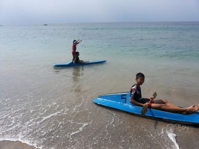 Pantai Cantik Lombok - Pantai Nipah