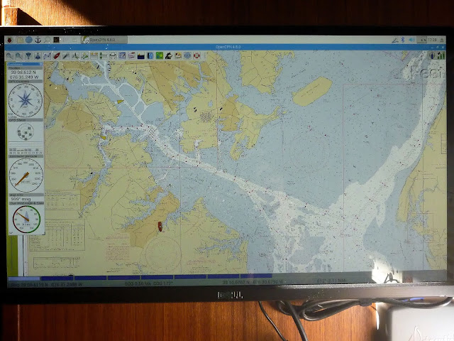 Phoenix's Flight: Building a Marine Navigational Computer with