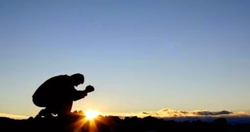 Louange au Seigneur - appel et vocation - prières catholiques